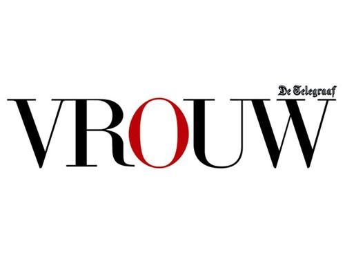 Logo VROUW Telegraaf
